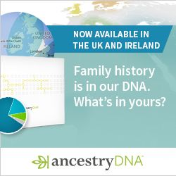 AncestryDNA in UK and Ireland